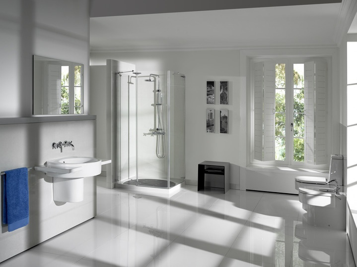Alex mercieca bathroom centre ltd home for Modelos de water roca
