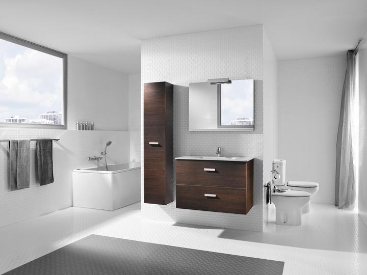 Alex mercieca bathroom centre ltd roca cabinets for Roca bathroom furniture